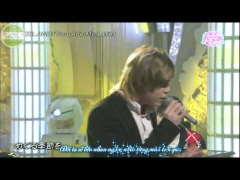 [Vietsub][130406] You Are My Life - FT ISLAND (Music Dragon)