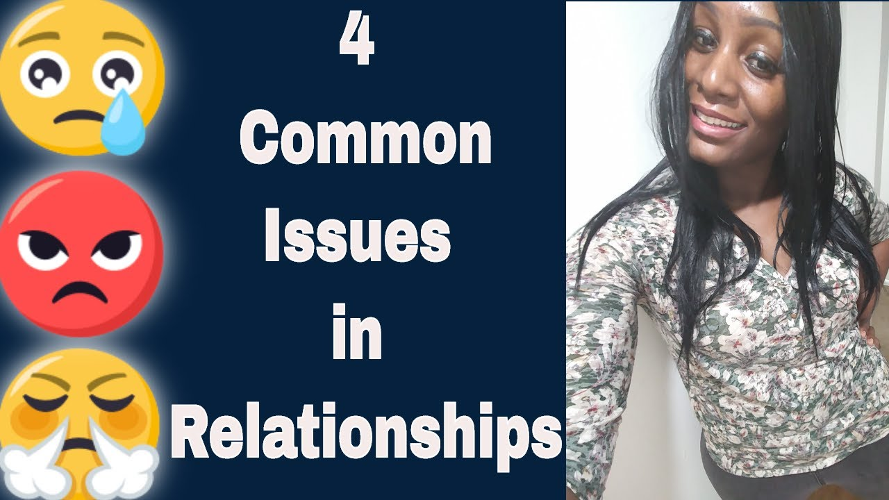 4 Common Issues In Relationships -American Women & African Men | Dating African men
