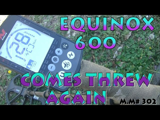 EQUINOX 600 OMES THREW AGAIN