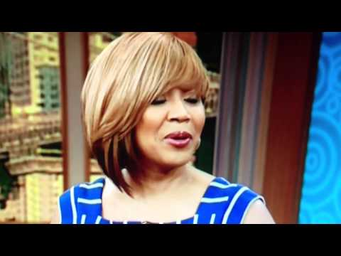 ❤Wendy  Interview  Mary Mary 3/27/12