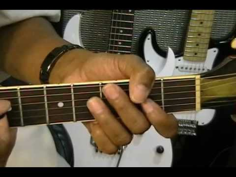 The Beatles I Want To Hold Your Hand How To Play On Electric Guitar
