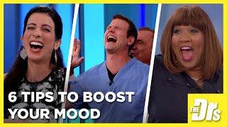 Need an Instant Way to Boost Your Mood? Try These 6 Tips