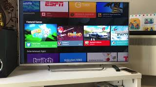 Sony Android TV Reviews 2019 - TV Comparison | TV Guide | Android TV Apps | Sony TV Apps | 4K TVs