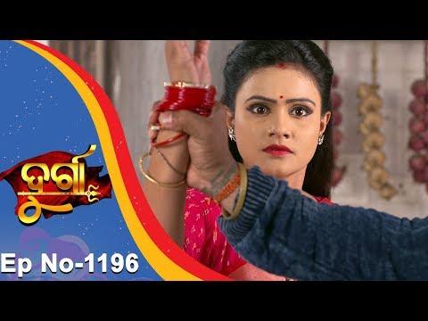 Durga | Full Ep 1196 | 8th Oct 2018 | Odia Serial – TarangTV
