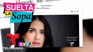 Video oficial de telemundo suelta la sopa. actriz mexicana contó al new york times los abusos que sufrió a manos del productor harvey weinstein.subscribet...