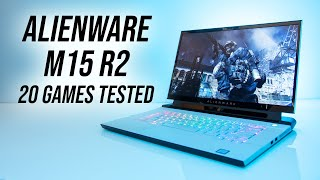 Alienware m15 R2 - How Does It Perform In Games? 20 Games Tested!
