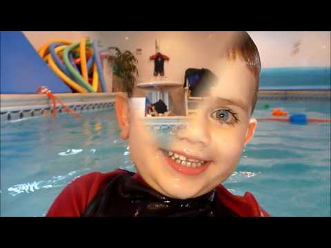 The Aquatots Programme | Williams toddler video diary