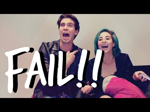 Reto musical FAIL | Ft Johann Vera