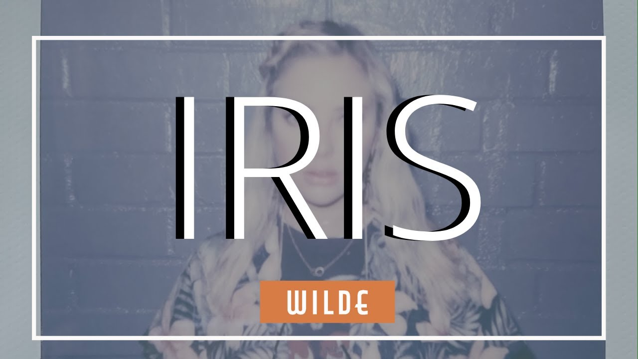 IRIS | WILDE MUSIC MAGAZINE INTERVIEW