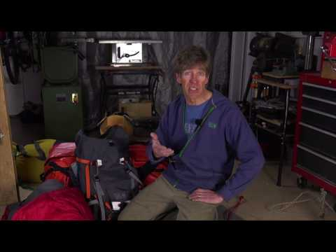 Ski Mountaineering Skills with Andrew McLean - Expedition Packing Part 2