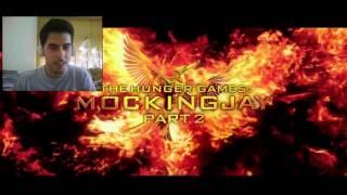 The Hunger Games: Mockingjay - Part 2  Trailer #1 Reaction