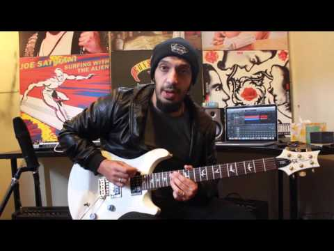 How to play 'Bat Country' by Avenged Sevenfold Guitar Solo Lesson w/tabs