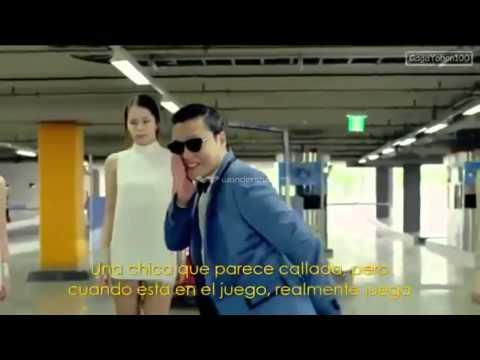 WOP wop gangnam style