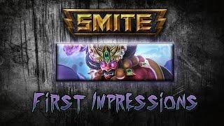RAVANA - SMITE: First Impressions/Review