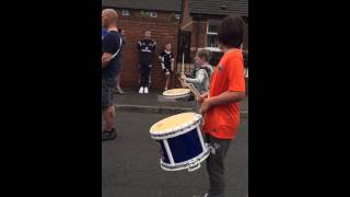 Saltcoats Protestant Boys - 12/07/15 (1)