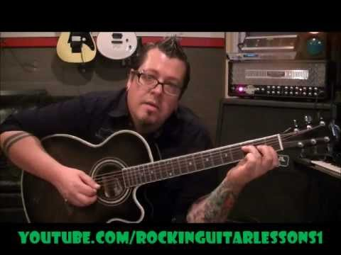How to play We Are Young by Fun on guitar by Mike Gross