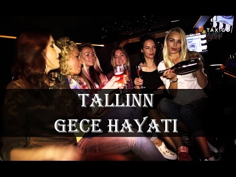 Tallinn Gece Hayatı - Night Life and Clubs