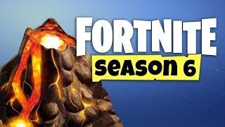 Fortnite SEASON 6 Update VERÖFFENTLICHT!