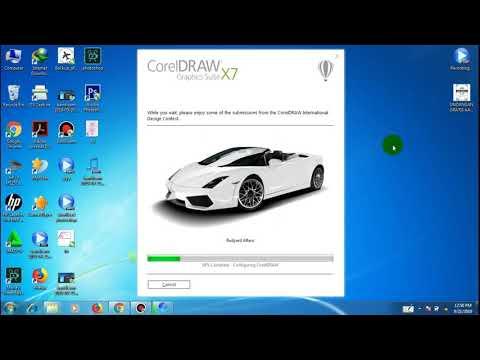 DOWNLOAD  Dan Instal CORELDRAW X7 FULL KEYGEN