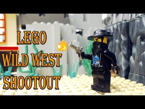 Lego Wild West Shootout