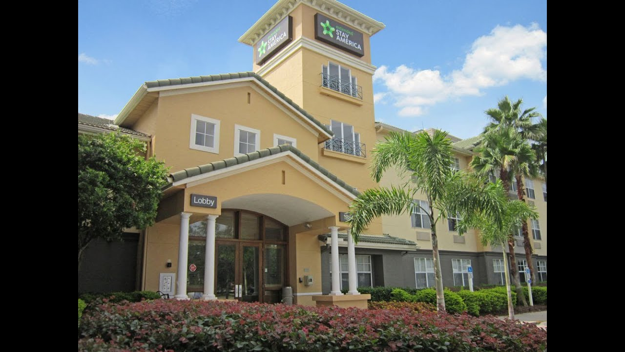 Extended Stay America Orlando Maitland Summit Tower Blvd Hotels Florida