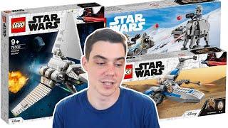 LEGO Star Wars MARCH 2021 Set …