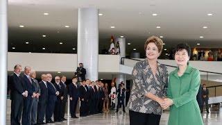 Após balanço, Petrobras acerta o passo, afirma presidenta Dilma