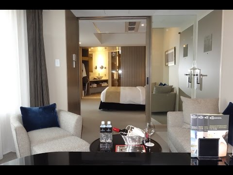 ANA InterContinental Tokyo, Junior Suite (Premier Floor)