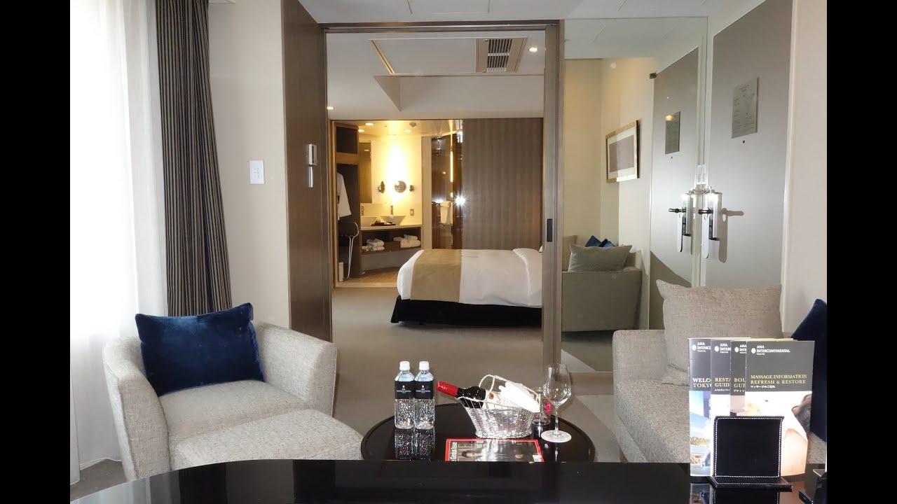 Rooms: ANA InterContinental Tokyo, Junior Suite (Premier Floor
