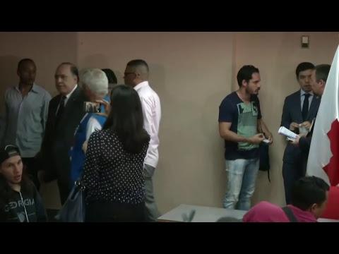 [EN DIRECTO] La Cruz Roja y la ayuda humanitaria para Venezuela