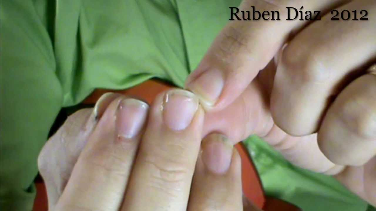Tips On The Shape And Length Of Right Hand Finger Nails For Paco De Lucias Technique Ruben Diaz