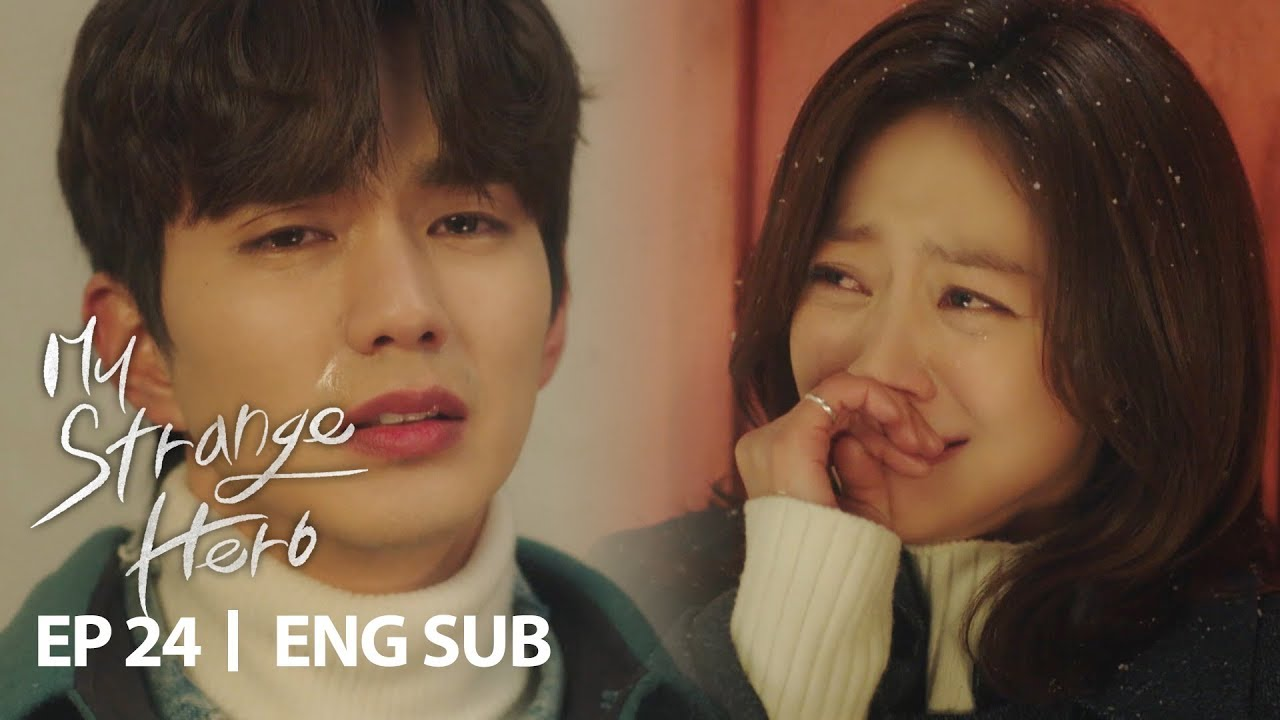 """Download Yoo Seung Ho """"Raise your pretty face up high"""" [My Strange Hero Ep 24]"""