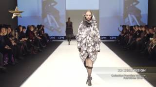 Показ    XENIA DESIGN, Collection Premiere Moscow, Осень Зима 2016 17