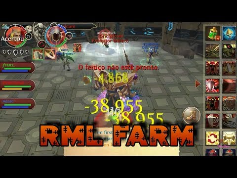 Order And Chaos Online - RML FULL (EASY MOD FARM)