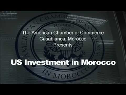 American Chamber of Commerce: US Investment in Morocco