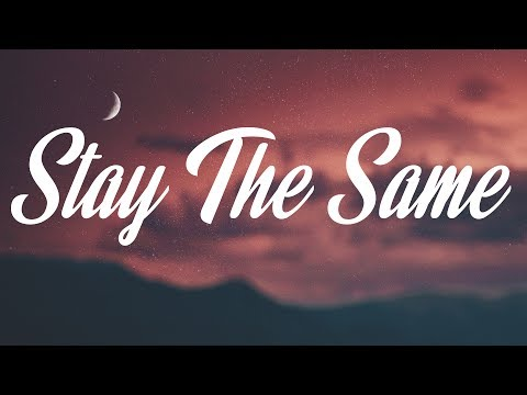 Fancy Cars - Stay The Same (Lyrics/Lyric Video) ft. Neal Ormandy