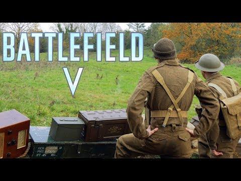 Battlefield V: In real life
