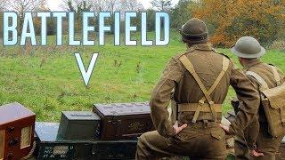 Battlefield V: In real life.