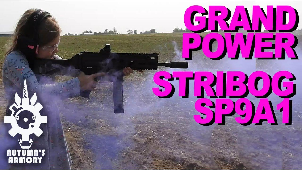 Grand Power Stribog SP9A1!