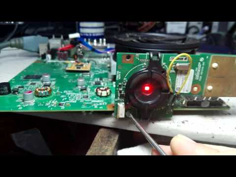 Xbox 360 error 0010, solución Reballing ksb.