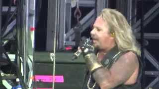 Mötley Crüe - Dr. Feelgood (Download Festival, Donington Park 14th June 2015)