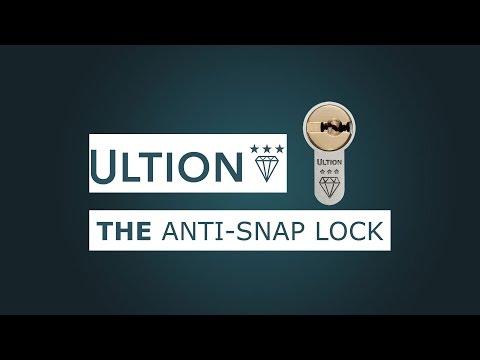 Ultion Anti-Snap Locks - The BEST Lock