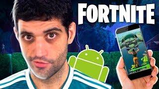 Fortnite para celulares Android, controle especial de Xbox e armas de brinquedo de Overwatch