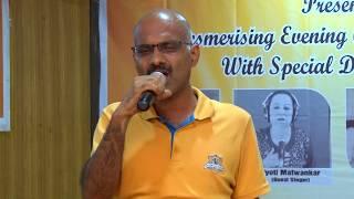 O janewale ho sake by Manish Gupta at Jashn 3 (Season2)