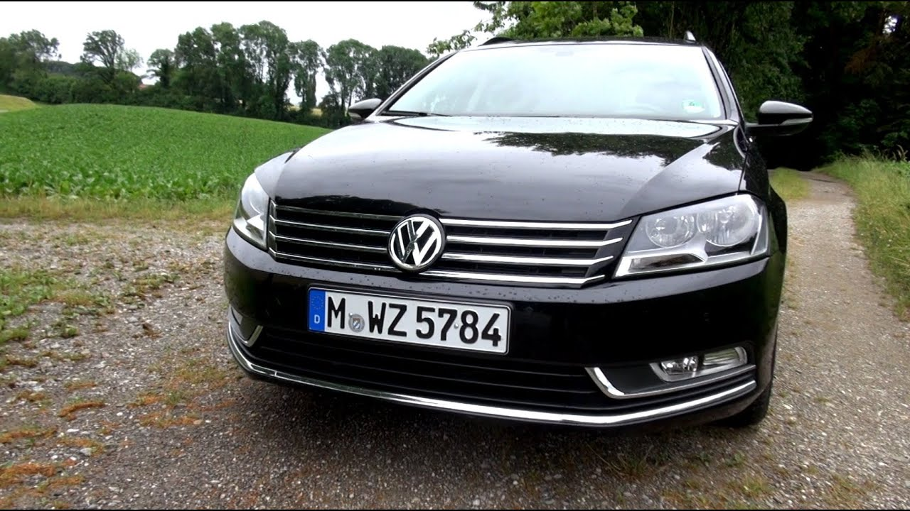 2014 vw passat 2 0 tdi 140 hp test drive acceleration. Black Bedroom Furniture Sets. Home Design Ideas