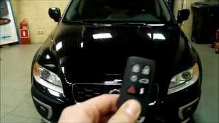 Защита от кражи фар(передней оптики) Volvo,VW,Audi,Porsche(Продолжение и окончательный вариант реализации защиты здесь : https://www.youtube.com/watch?v=lZwYARrM1RU Показан пример..., 2014-04-07T07:39:05.000Z)