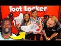 Returning Shaq's Shoes To Footlocker!