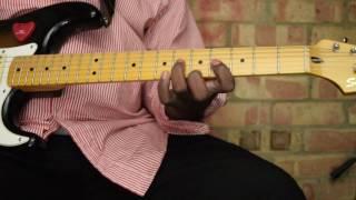 Congolese guitar class 1