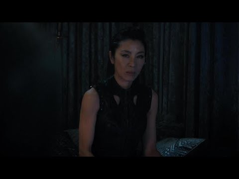Michelle Yeoh And Alan Van Sprang's Section 31 Bonus  From Star Trek: Discovery