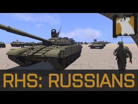 RHS : Russian Federation First Look - ArmA 3